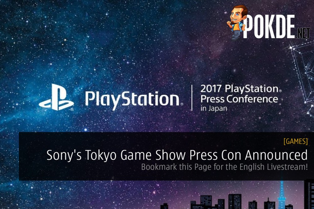 Tokyo Game Show 2017 PlayStation Sony Interactive Entertainment Japan Asia TGS 2017