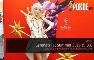 Garena TLC Summer 2017 The Legends Circuit League of Legends Selangor Cyber Games SCG