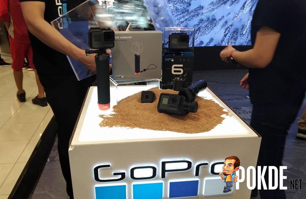 GoPro HERO 6 Black Debuts in Malaysia