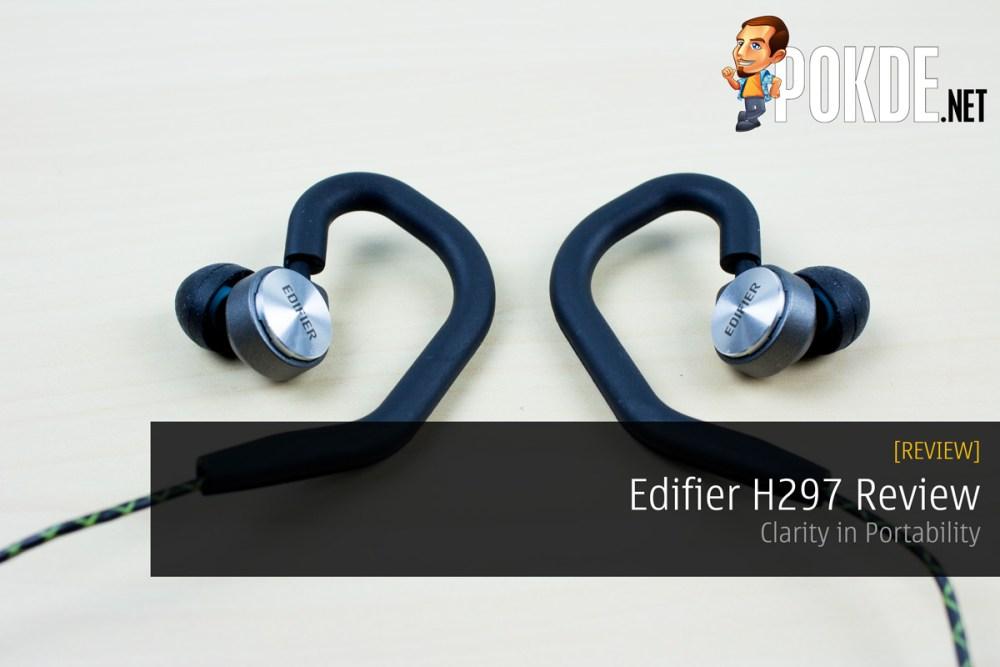 Edifier H297 IEM Review