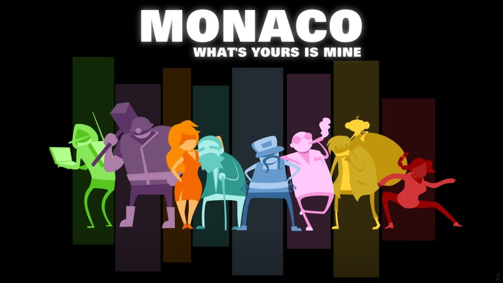 Monaco What's Yours is Mine free game steam pc