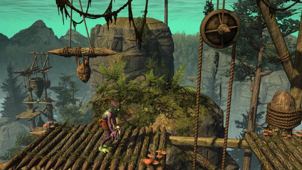 oddworld: abe's oddysee humble bundle