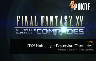 final fantasy xv multiplayer expansion comrades dlc ffxv