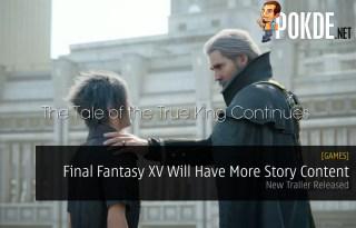 FFXV Final Fantasy XV TGS 2017 DLC