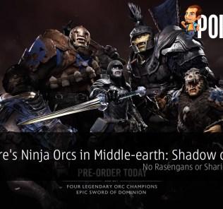 Middle-earth: Shadow of War Ninja Orcs