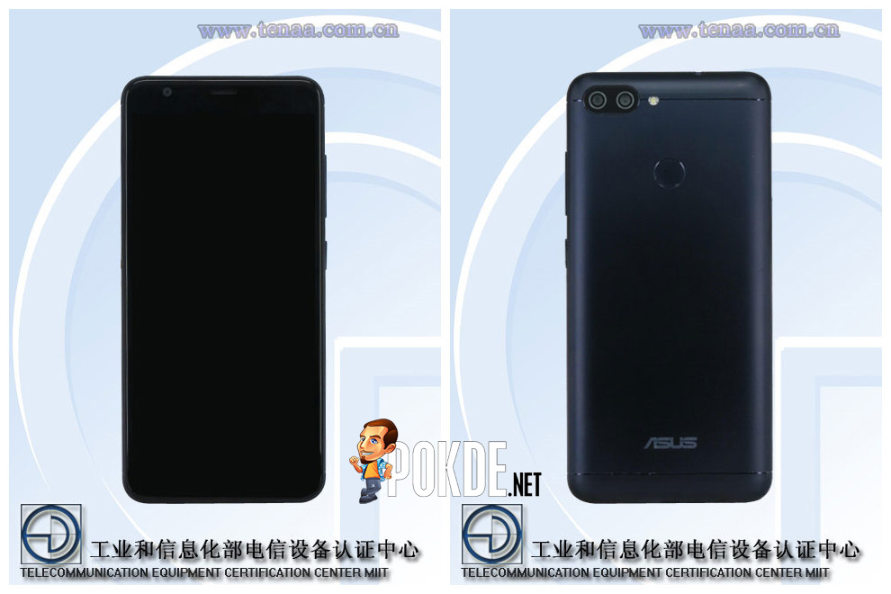 [LEAKED]ASUS Malaysia to bring in device with 18:9 display; codenamed ZB570TL 18