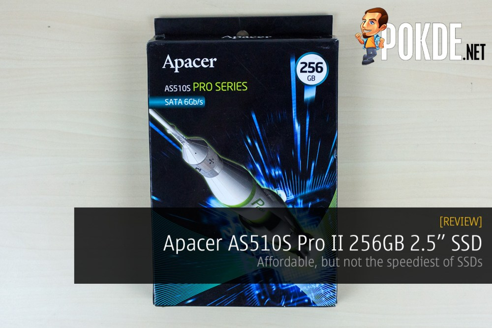 "Apacer AS510S Pro II 256GB 2.5"" SSD review 22"