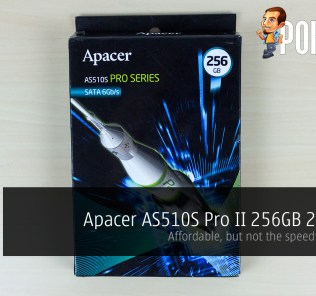 """Apacer AS510S Pro II 256GB 2.5"""" SSD review 27"""