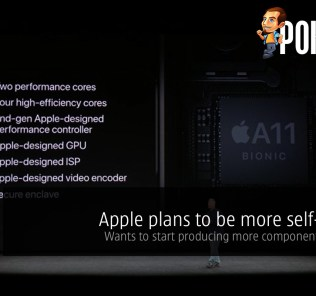 Apple plans to be more self-reliant; wants to start producing more components in-house 45