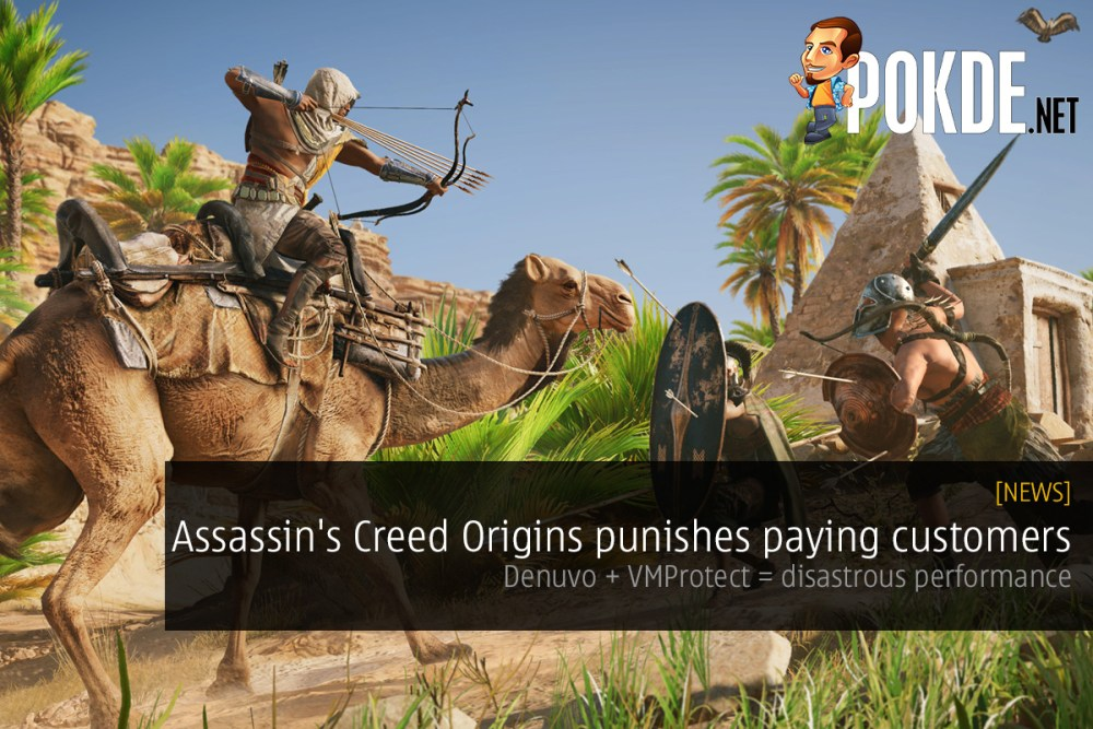 Assassin's Creed Origins punishes paying customers