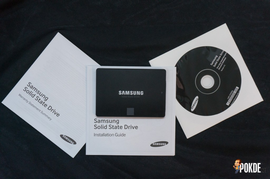 "Samsung 850 EVO 250GB 2.5"" SSD review 27"