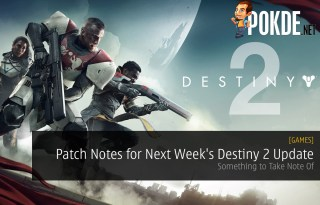 Patch Notes for Next Week's Destiny 2 Update