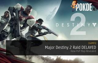 Major Destiny 2 Raid DELAYED
