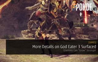 More Details on God Eater 3 Surfaced