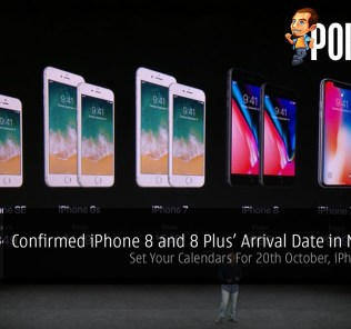 Confirmed iPhone 8 and 8 Plus' Arrival Date in Malaysia! Set Your Calendars For 20 October, iPhone lovers! 40