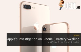 Apple's Investigation on iPhone 8 Battery Swelling