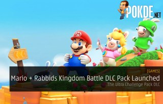 Mario + Rabbids Kingdom Battle DLC Pack Launched