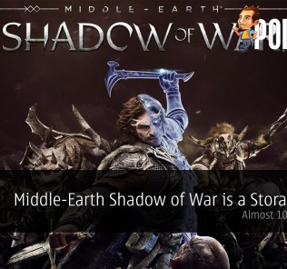 Middle-Earth Shadow of War storage pc
