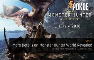 More Details on Monster Hunter World Revealed