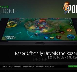 Razer Officially Unveils the Razer Phone