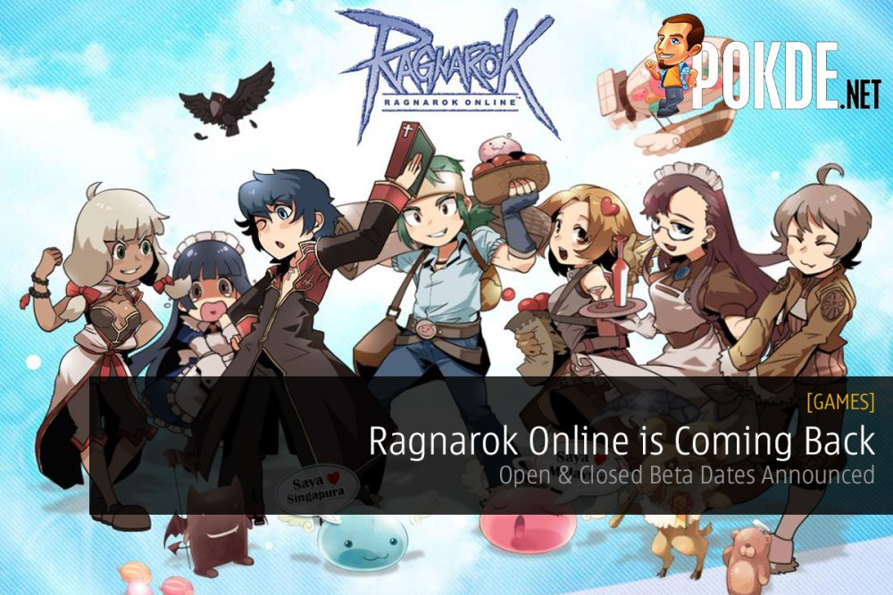 Ragnarok Online is Coming Back