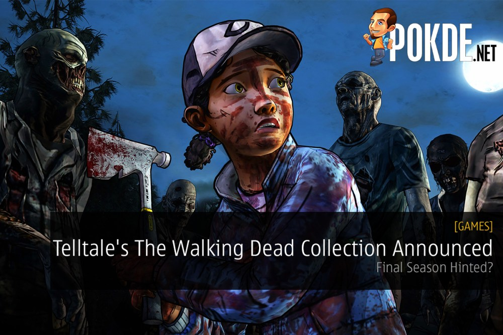 Telltale The Walking Dead Collection Skybound Entertainment