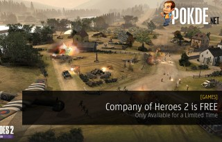 Company of Heroes 2 is FREE