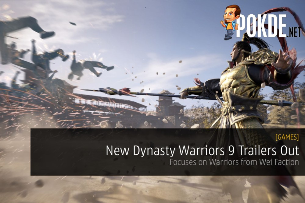 New Dynasty Warriors 9 Trailers Out