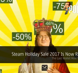 Steam Holiday Sale 2017 Is Now Running