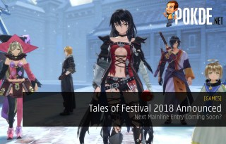 Tales of Festival 2018 Announced