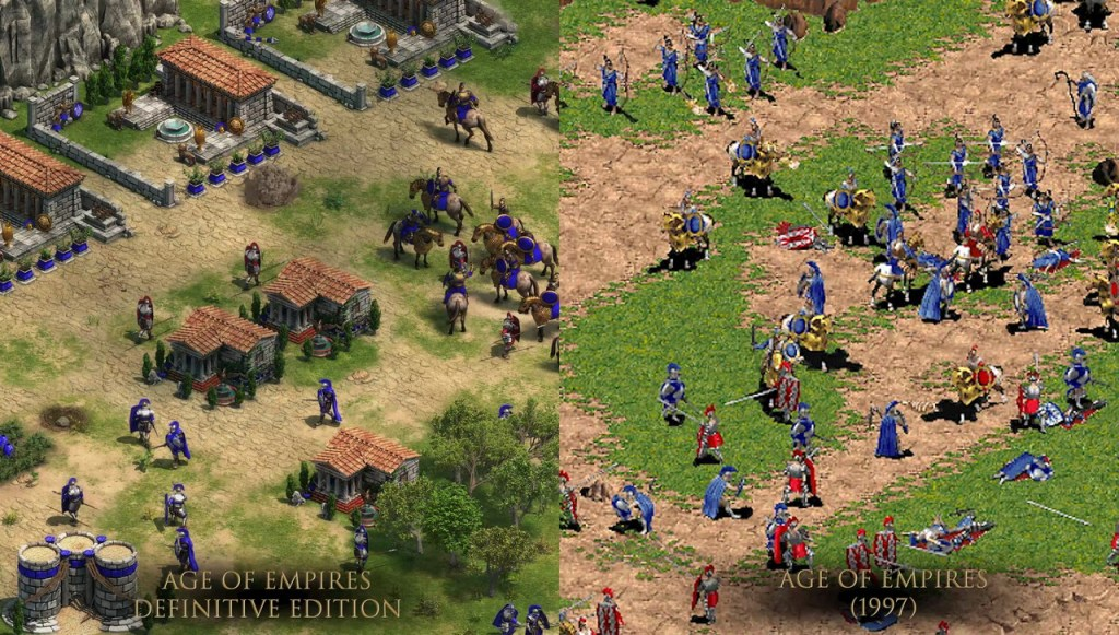 Age of Empires: Definitive Edition Gets New Release Date