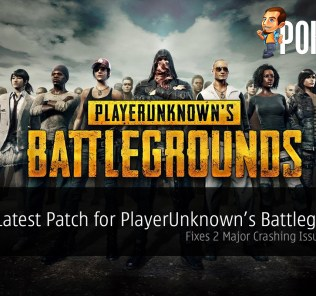 Latest Patch for PlayerUnknown's Battlegrounds