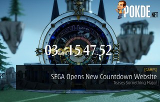 SEGA Opens New Countdown Website