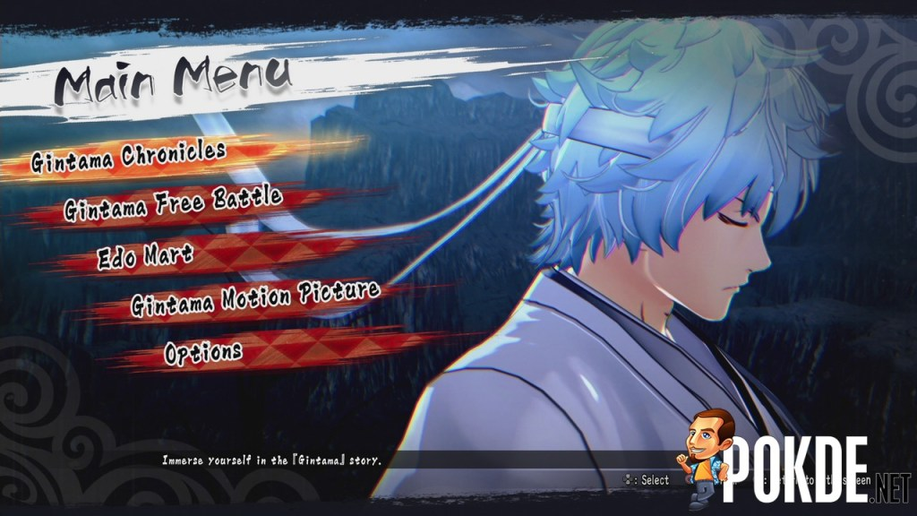 Gintama Rumble Review Bandai Namco Anime