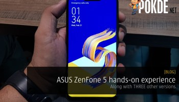 ASUS ZenFone 5 Review (ZE620KL) - Perfection defining Marvel