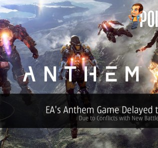 EA's Anthem Game Delayed to 2019