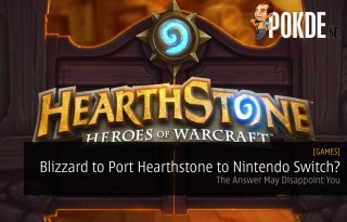 Blizzard to Port Hearthstone to Nintendo Switch?