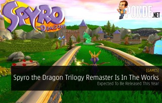 Spyro the Dragon Trilogy Remaster Is In The Works