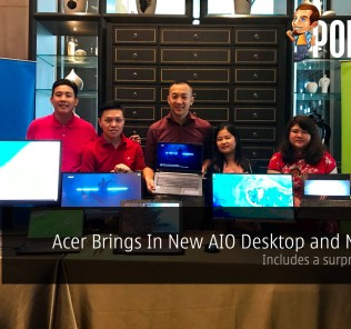 Acer Brings In New AIO Desktop and Monitors - Includes a surprise product 28