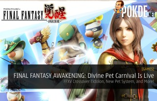 FINAL FANTASY AWAKENING: Divine Pet Carnival live Efun Games