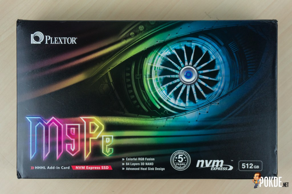 Plextor M9PeY 512GB NVMe PCIe SSD review — satisfying your need for speed with flying colors! 24