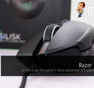 Razer Basilisk FPS Gaming Mouse review — is this truly the world's most advanced FPS gaming mouse? 37