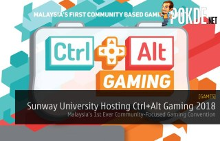 Malaysia's 1st Ever Community-Focused Gaming Convention