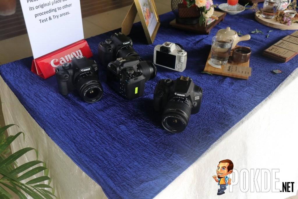 canon malaysia launches entry level cameras eos m50 eos 1500d
