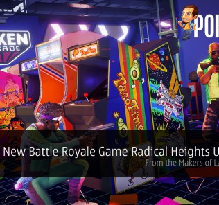 New Battle Royale Game Radical Heights Unveiled