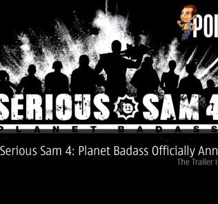 Serious Sam 4: Planet Badass Officially Announced