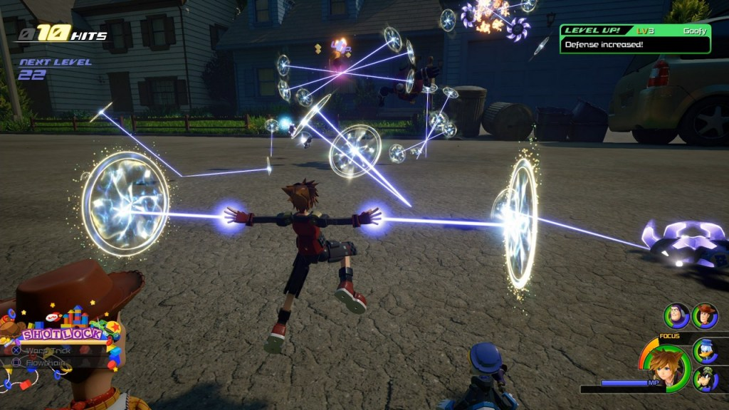 New Kingdom Hearts 3 Footage Surfaced