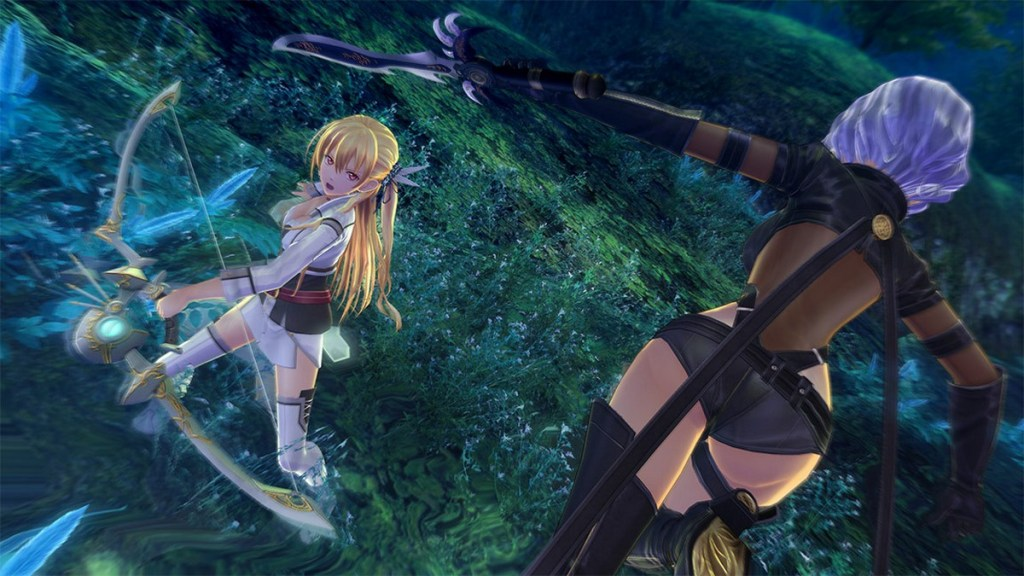 New Screenshots for The Legend of Heroes: Trails of Cold Steel IV Featuring Alisa and the Reinford Family