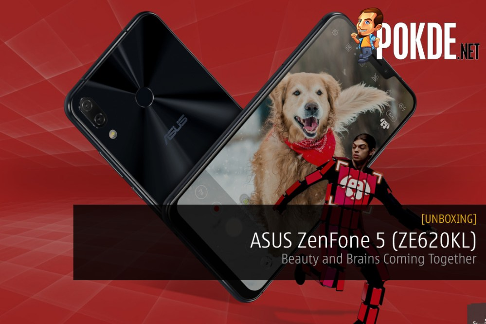 Unboxing the ASUS ZenFone 5 (ZE620KL) Smartphone