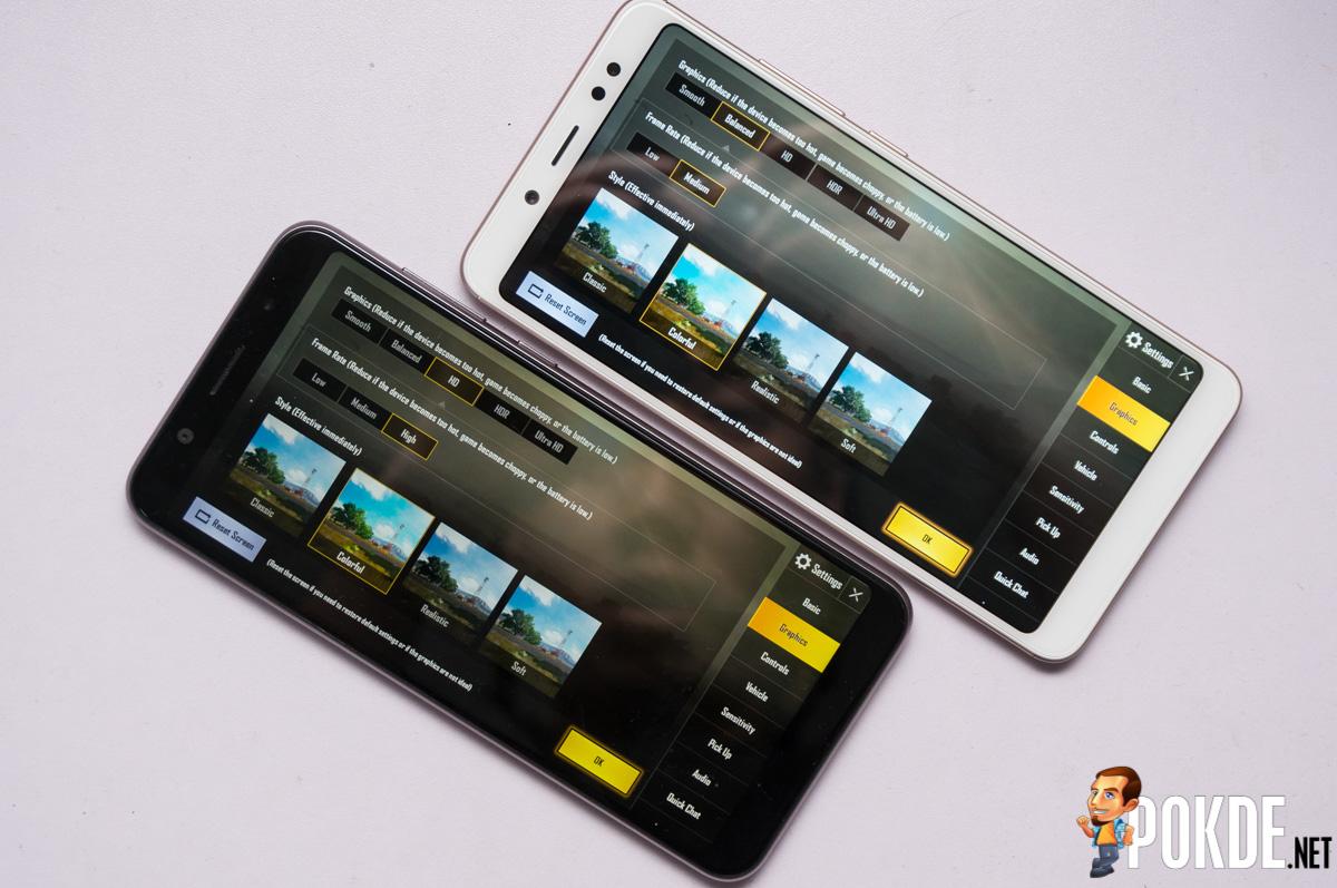 ASUS ZenFone Max Pro (M1) vs Xiaomi Redmi Note 5 — will the ZenFone